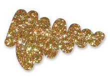Kindy Glitz 36ml - Gold