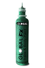Global FX Face & Body Paint 36ml - Dark Green