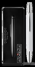 Caran D'Ache Alchemix Ballpoint Pen - White
