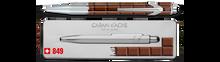 Essentially Swiss Ballpoint Pens - Chocolate | 849.752