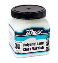Matisse Poly-U-Gloss Varnish (Polyurethane) MM19