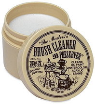 The Masters Brush Cleaner and Preserver - 2.5oz (70.7g)
