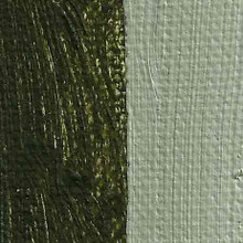 Rublev Artists Oil 50ml - S1 Antica Green Earth