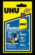 UHU All Plastics Glue - 33ml