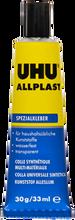 UHU Allplast Plastic/Acrylic Glue - 33ml