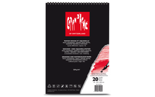 Caran D'Ache Drawing Pad A4 20 Sheets   |  454.004