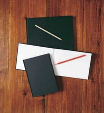 Ebony Hardback Sketchbook - 148mm x 130mm - Landscape