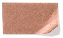 Metallic Flower Tissue Paper Pack - Copper