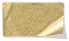 Metallic Flower Tissue Paper Pack - Gold