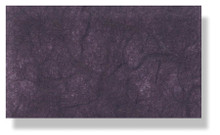 Mulberry Silk Paper With Fibres - Aubergine