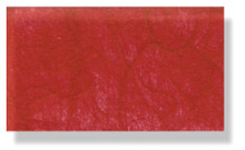 Mulberry Silk Paper With Fibres - Red