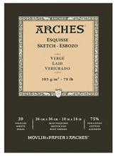 Arches Esquisse Sketch Pad 105GSM - 23cm x 31cm