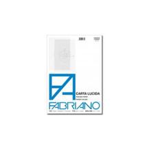 Fabriano Blocco Carta Lucida Tracing Paper 72GSM - 21cm x 29.7cm