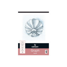 Canson 2/10/20mm Grid Graph Pad - A3