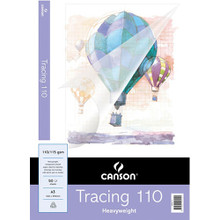 Canson 110GSM Tracing Pad - A4