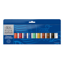 Winsor & Newton Cotman Watercolour Set of 12 Tubes