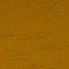 Gamblin 1980 Oil Colors S1 Yellow Ochre 37ml