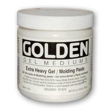 Golden Extra Heavy Gel/Molding Paste 473ml