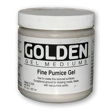 Golden Fine Pumice Gel 236ml