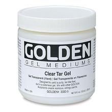 Golden Clear Tar Gel 236ml