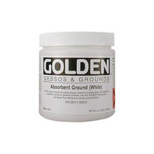 Golden Absorbent Ground (White)