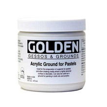Golden Acrylic Ground for Pastels 236ml