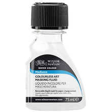 Winsor & Newton Colourless Art Masking Fluid - 75ml