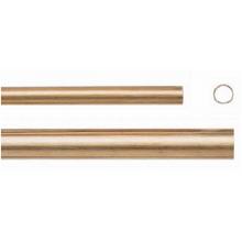 Round Brass Tube - 5.0 x 0.45