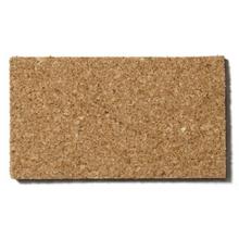 Natural Cork Sheets, Buffed
