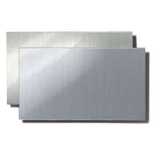 Polystyrene Metallic, Coloured, Brushed Silver and Stainless Steel