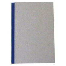 """Pasteboard Cover Sketchbook 100gsm 144pgs - A5/5.8"""" x 8.3"""" - Blue"""