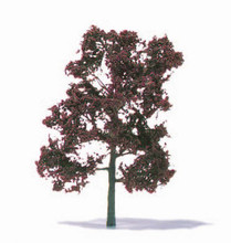 Etched Brass Red Beech Trees - H=18mm