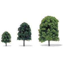 String and Wire Deciduous Trees - H=85mm