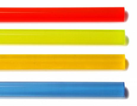 Acrylic Glass XT Fluorescent Rod 4.0