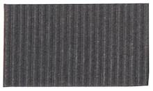 Corrugated Cardboard Strips Fine - Dark Grey