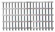 Aluminium Fine Perforated Plate - lng-hole/sq. pch (3.9/4.5-1.5/2.1) 0.5mm x 250mm x 400mm