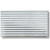 Aluminium Fine-Corrugated Sheet - 0.8mm x 250mm x 250mm