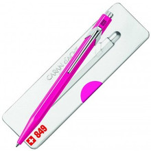 849 Ballpoint Pen with Case - Fluo Purple  |  849.590