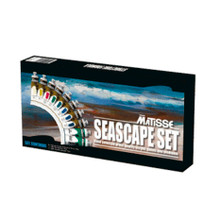 Matisse Structure Acrylics Seascape Set - 10 x 75ml
