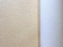 "Double Primed Polycotton 50% Polyester 50% Cotton Roll 12oz 72"" (1.82m x 30m)"