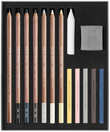 Art by Caran D'Ache Light and Shade Set | 776.815 - Open