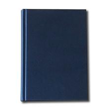 "K&P Hardbound Sketchbook 100gsm 160pgs - A6/4.1"" x 5.8"" - Blue"