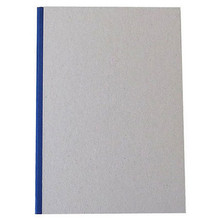 """Pasteboard Cover Sketchbook 100gsm 144pgs - A4/8.3"""" x 11.7"""" - Blue"""