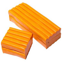 Educational Colours Modelling Clay 500gm - Orange