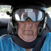 Comedian Jay Leno wearing Drunk Busters Goggles!