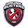 Drunk Busters Stickers
