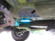 Phantom 1x4 Blue Compact Light Bar