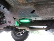 Phantom 1x4 Green Compact Light Bar