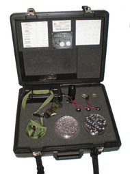 The Phantom Franco K9 Mine Dog Kit contains infrared lights both for your hand and the dog as well.