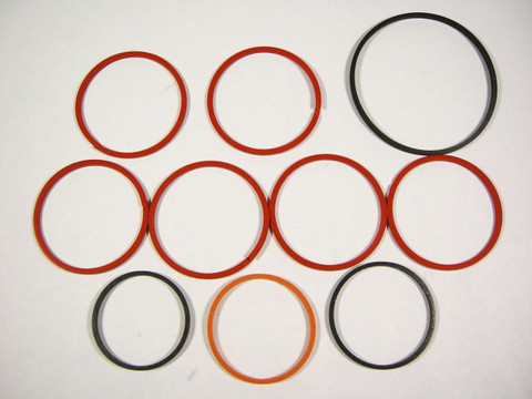TH400 TH425 Oil Sealing Ring Kit Turbo 400 10 Teflon Transmission Rings